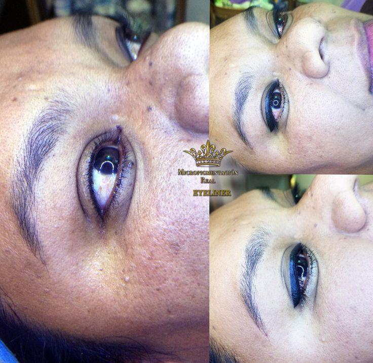 -Eyeliner-  -Poca inflamaciòn -Anestesia topica -Pigmentos libres de metales pesados -Tiempo de procedimiento aproximado de 2.5 hrs -Tu eliges grosor y tipo de diseño  Paola Jimenez  5551043883  Previa cita  San Simon, Texcoco  #micropigmentacion #eyeliner #delineado #pmu #delineadodeojos #texcoco #paolajimenez
