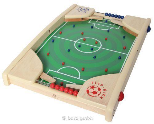 I´m Toy Flip Kick Deluxe Fußball-Flipper, portabler Tisch-Kicker-106741 in Spielzeug, Spiele, Gesellschaftsspiele   eBay