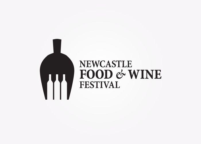 logo / Newcastle Food & Wine Festival