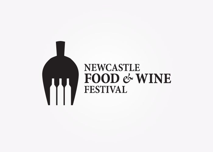 logo / Newcastle Food & Wine Festival