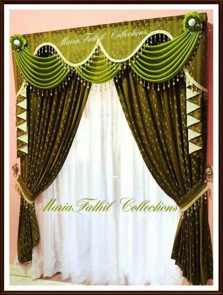 Pin By Sani A On Langsir 2017 In 2018 Curtains Drapery D