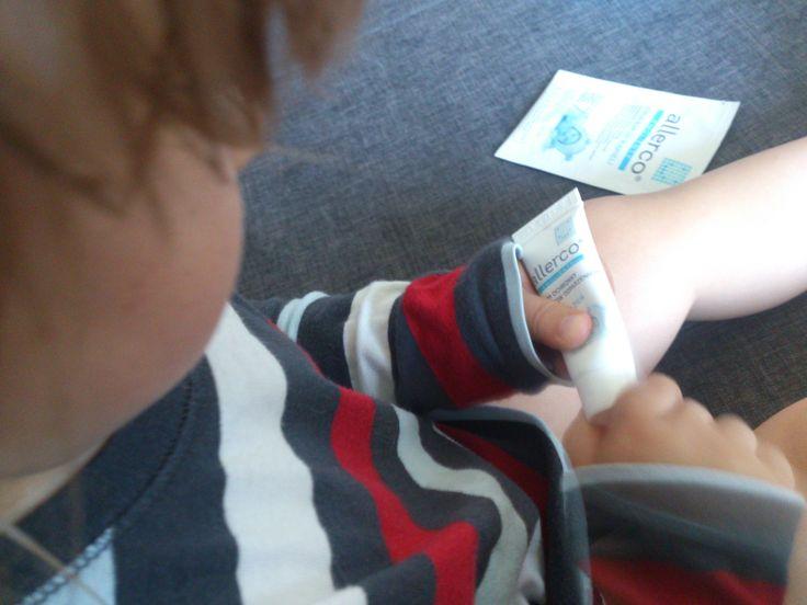 Mamy i ich dzieci chętnie testują #Allerco #DbaODelikatnaSkore #Od1dniaZycia #AllercoEmolienty