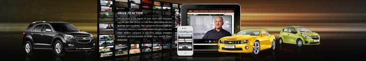 DC Area Chevrolet Dealers Website and Mobile Site Development. Learn more at http://www.25K.it/webdev/
