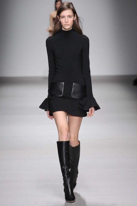 Давид Кома на London Fashion Week