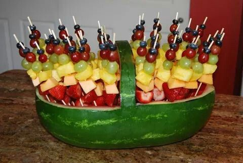 Great for a party snack