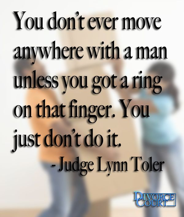 Divoces Quote Photo 2: 1000+ Images About Judge Lynn Quotes! On Pinterest