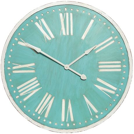 Noah Wall Clock 92cm Freedom Furniture And Homewares