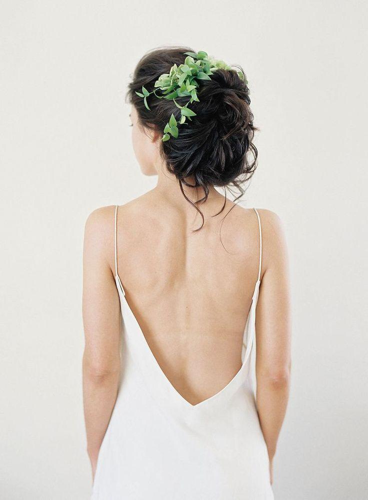 Beautiful bridal up-do by Chiali Meng   Photo by Jen Huang