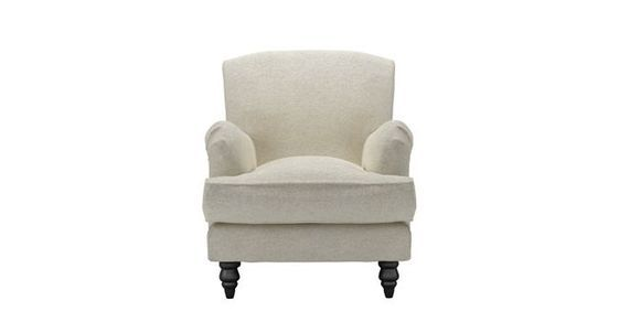 snowdrop small armchair                     in                     pebble                     soft wool                      - http://www.sofa.com/shop/sofas/snowdrop/customize/size/109/fabric/STWPEB/