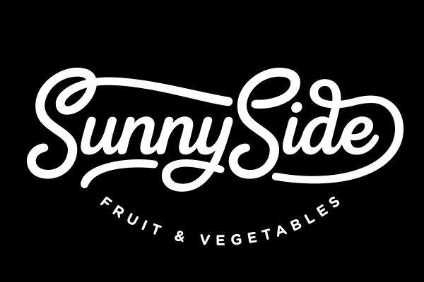SunnySide - Rob Clarke Type Design & Lettering