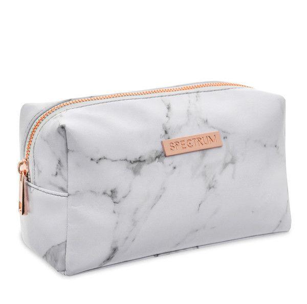 Marbleous White Bag