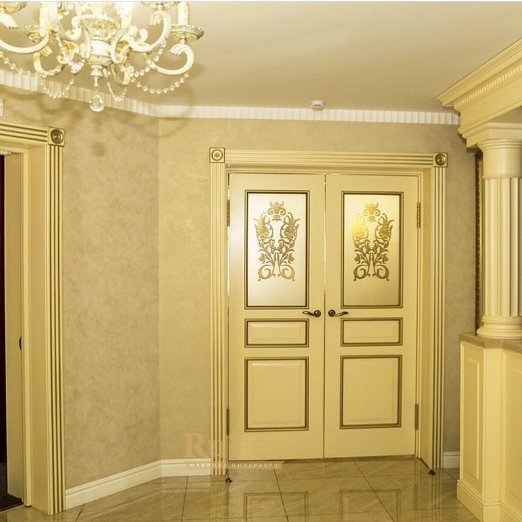 "Дверь ""Монако"" #двери #межкомнатные #рулес #интерьер #дизайн"
