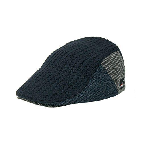 d1741614 $14.98 JAMONT Winter Warm Flat Cap duckbill Hat newsboy IVY Irish Cabbie Scally  Cap