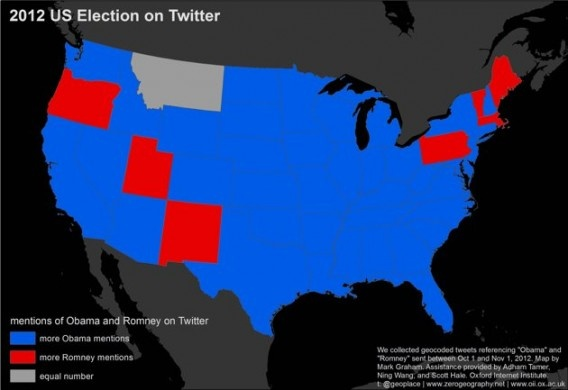 Barack Obama defeats Mitt Romney in the battle for the presidency of the United States of America. Following US Election 2012 result maps show us the stats