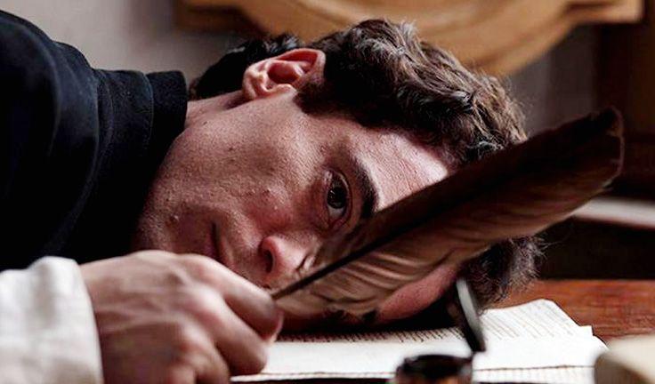 Venice Film Festival 2014 movies lineup Mario Martone Il giovane favoloso | @swide Art