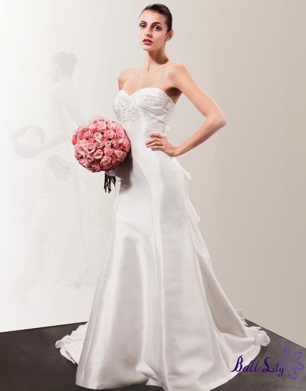 www.balllily.com ,$256 Anjolique  Wedding Dress  AWD056