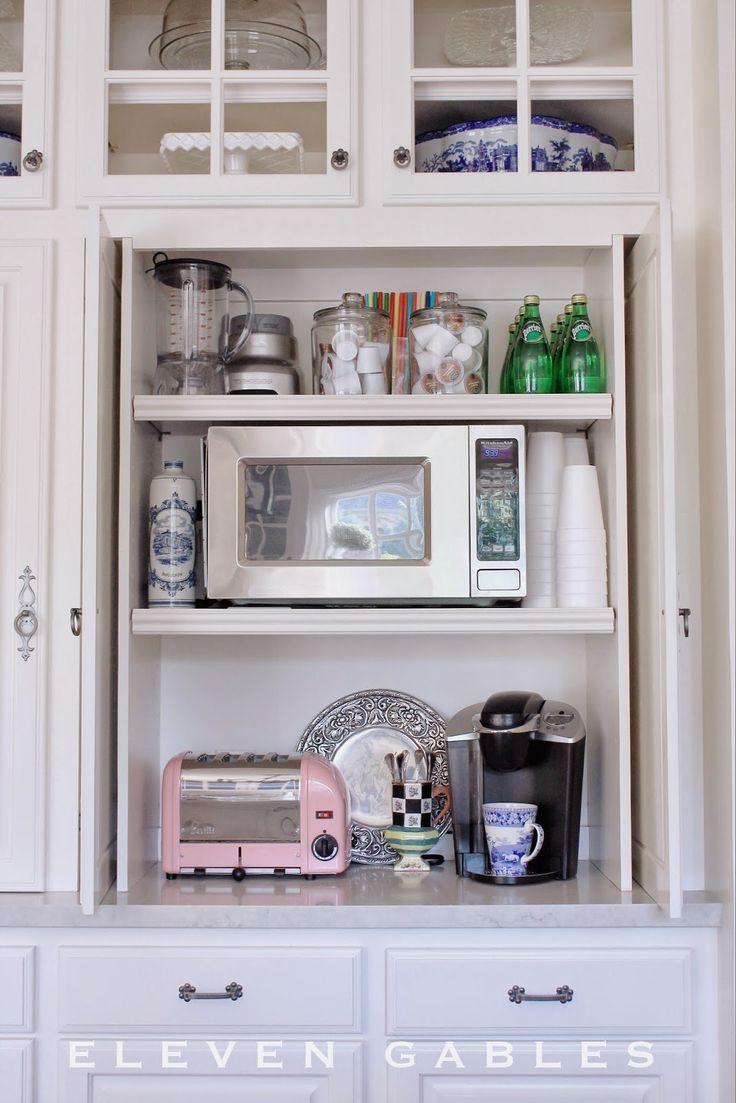 Uncategorized Kitchen Cabinet Appliance Garage best 25 appliance cabinet ideas on pinterest