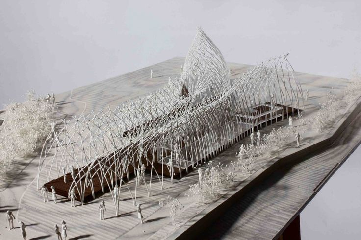 Naves Temporary Pavilion Proposal / Appareil