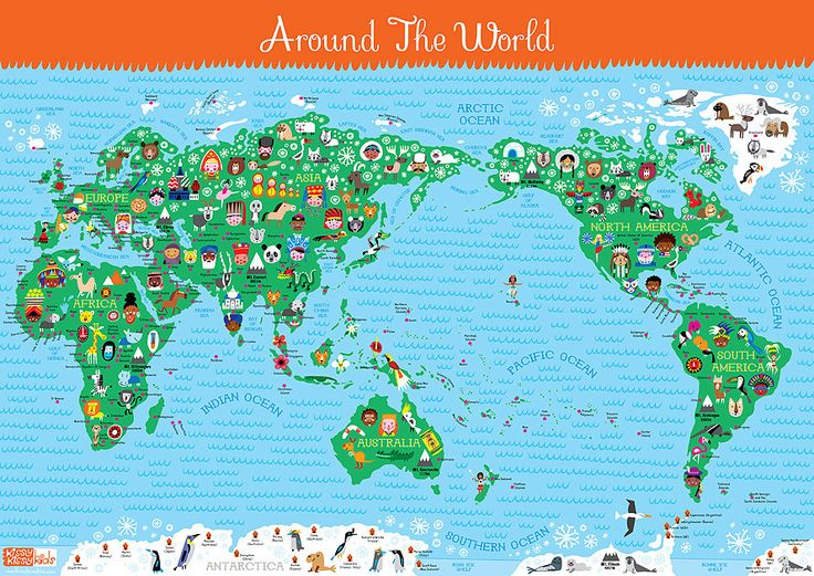 49 best world map images on pinterest world maps baby rooms and world map for kids gumiabroncs