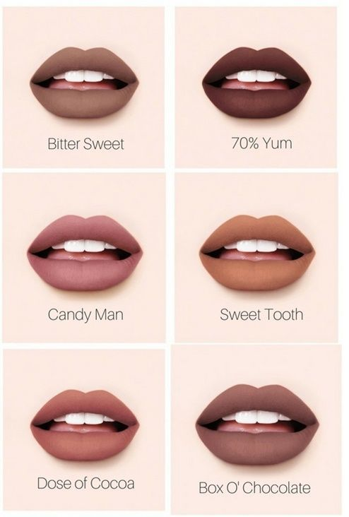 Loreal Infallible Pro Matte Chocolate Shades That Are Chocolate