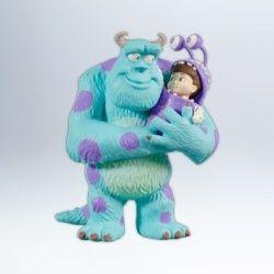 2012 Disney - Pixar Legends 2 - Monsters Inc Hallmark Ornament | The Ornament Shop