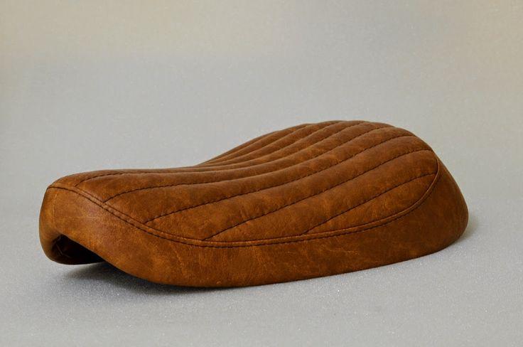 CRAZE GENUINE CUSTOM: custom order gallery Custom Seat for HONDA CUB C50, C70, C90
