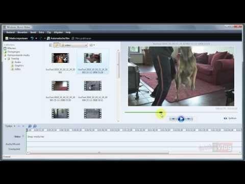 Dutchvlog Movie Maker Tutorial 2/6 De Basis
