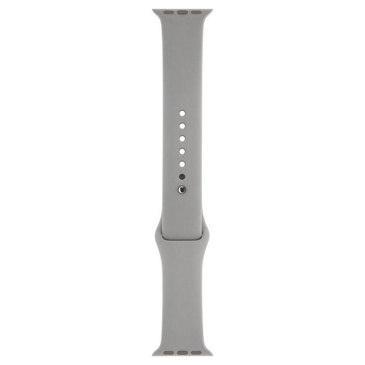 Apple Watch Sport Band 42mm - Concrete, Adult Unisex