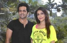 Aarti Chhabria Dance Rehearses for New Year