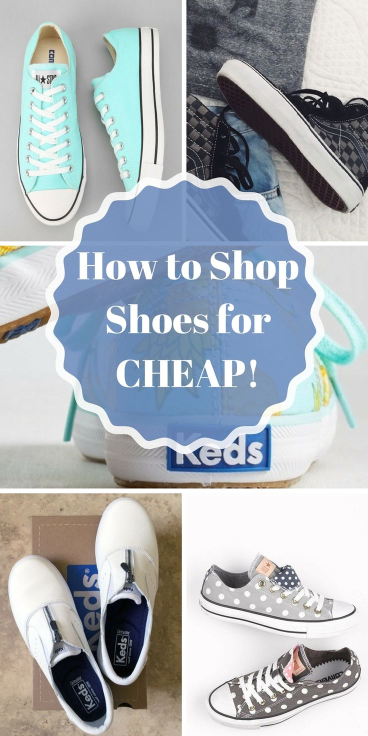 On a budget but want to look on point? Shop Poshmark to find the best deals on Converse, Vans, Keds, and hundreds more! Find brand new shoes at up to 70% off retail. Tap to download the FREE app now.