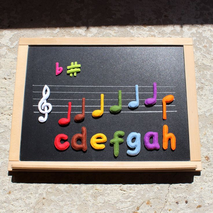 Barevné magnetické noty Magnetické noty, houslový klíč, předznamenání a malá písmena dětem usnadní učení a zpříjemní každou hodinu hudební nauky. Ručně šité noty i písmena jsou vyrobeny z filcu a zezadu jsou podlepeny magnetickou folií, aby krásně držely na magnetické tabuli. Rozměr not a písmen je 8 cm, houslový klíč měří 12 cm. Didaktickou pomůcku Barevné ...