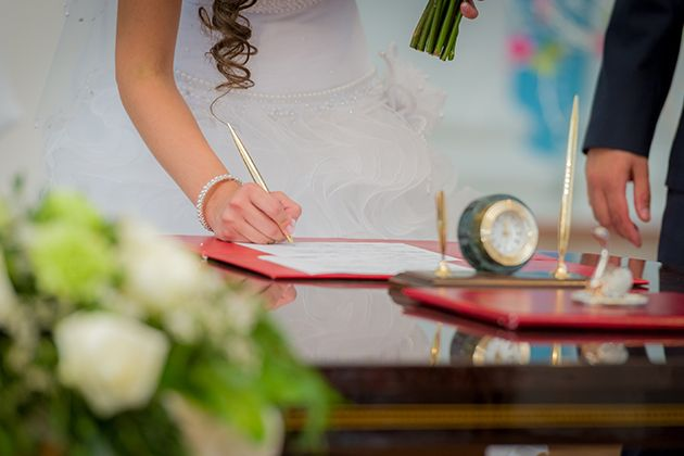 Brides: Your Marriage License: Six Things to Know About Making It Official