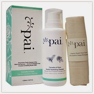 Universe of Beauty: Pai Skin Care Camellia & Rose Gently Hydrating Cle...