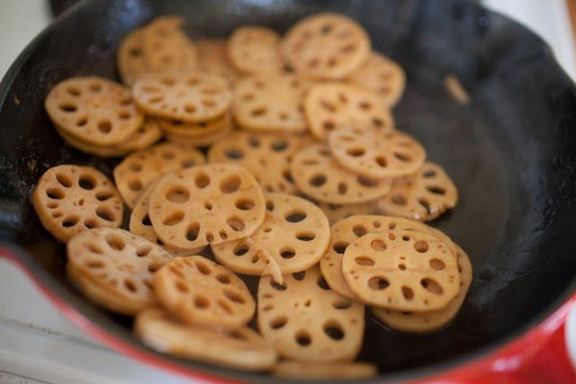 Lotus, Soy sauce and Roots on Pinterest