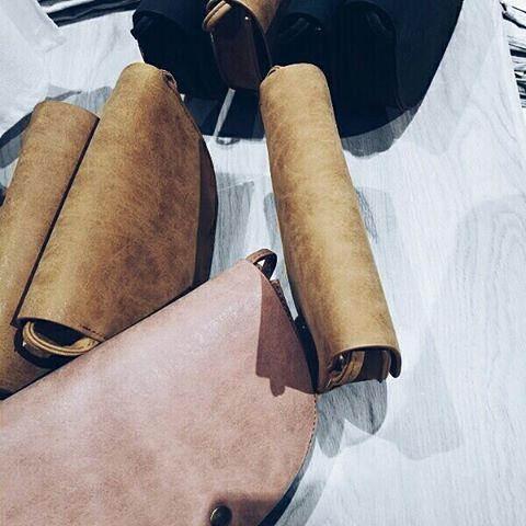 Low key obsessed with shades of mi...#shopping #shadesofmi #neutrals #shades #pink #brown #black #white #minimalist #minimalism #slingbag #shoulderbag #fashion #trends #cottonon #capetown #simplicity #vsco #huaweiza