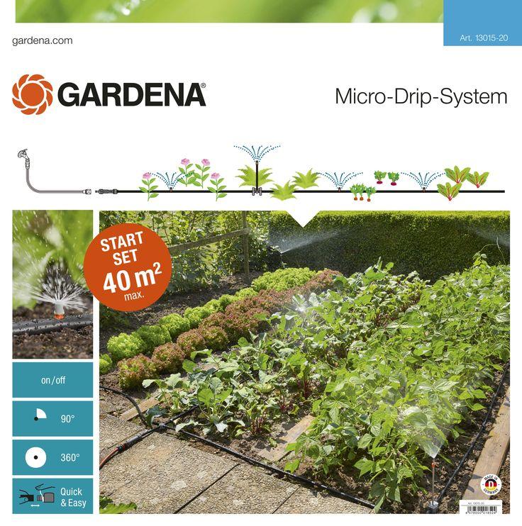 Gardena Beleuchtung Garten | Die Besten 25 Bewasserungssysteme Ideen Auf Pinterest
