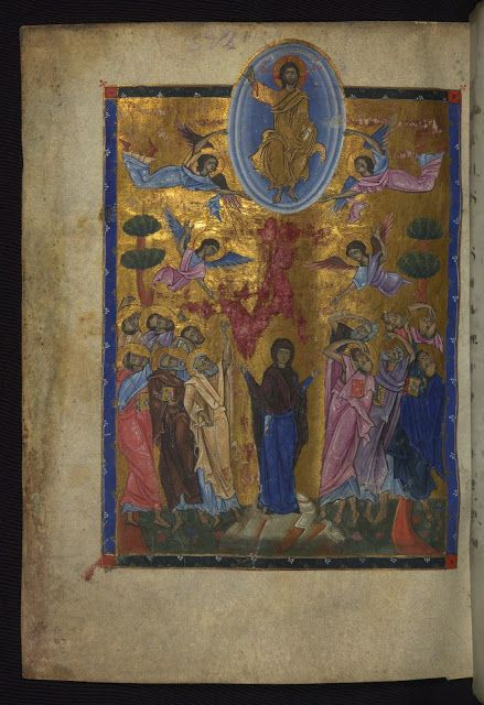 Ascension of the Lord  Whispers of an Immortalist: Books and Manuscripts 1