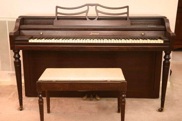 Baldwin Acrosonic Spinet Piano; close enough