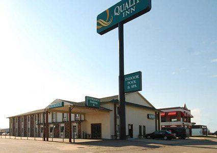 Quality Inn -- Hays, KS