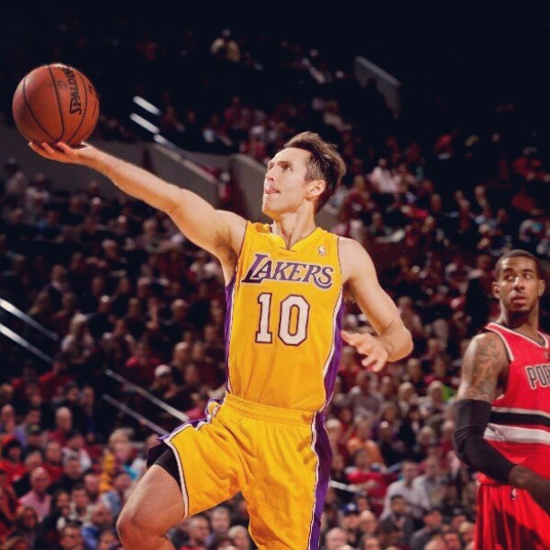 Steve Nash - Los Angeles Lakers Lakers Nation