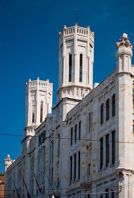 Municipio (City Hall) - Cagliari - Sardegna - Italia