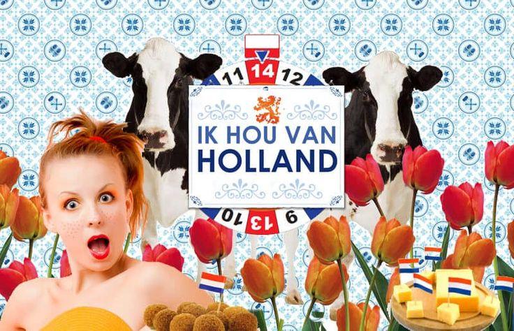 Ik hou van holland dinerspel Amsterdam Den Bosch Utrecht Haarlem Den Haag | Uitje, Bedrijfsuitje, Teamuitje, Vrijgezellenfeest
