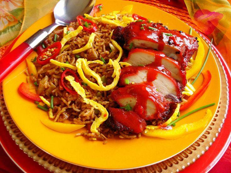 Nasi Trafasie (de lekkerste Surinaamse nasi)