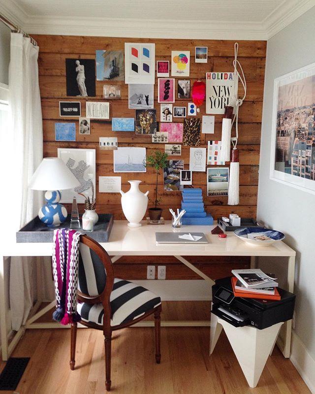 desk space