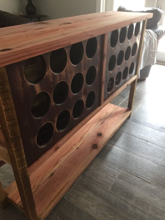 Wine Hutch by ReclaimedSecrets on Etsy