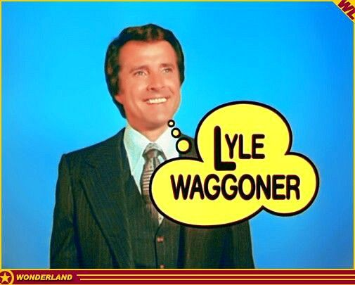 "Credits from the TV show ""The New Adventures Of Wonder Woman"" (1975-1979) starring Lyle Waggoner."