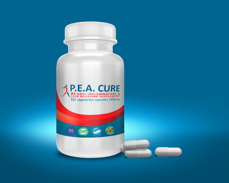 Palmitoylethanolamide or otherwise called as PEA is developed in our body and provides biological functions related to pain and inflammation.