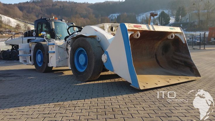 Load haul Dump used for sale http://www.ito-germany.de/kaufen/lhd-ghh #loader #used #canada #mining #equipment #scooptram