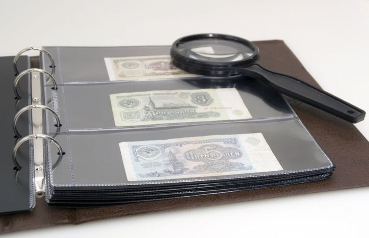 How to Store Banknotes
