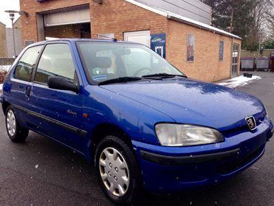 Peugeot 106, 1,0 XR